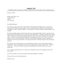 Resume Introduction Letter Sample Cover Letter Examples For Resumes