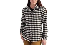 Carhartt Size Chart Women S Carhartt Hamilton Flannel Shirt Womens The Clymb