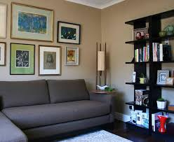 gray wall paintLiving Room Mid Century Modern Living Room Ideas Mid Century