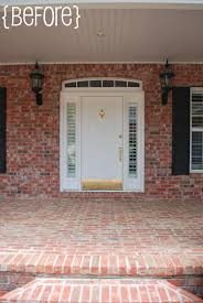 front door paint colors for red brick house home design ideas