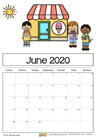 2020 zodiac disney princess calendar. Free Printable 2020 Calendar For Kids Including An Editable Version