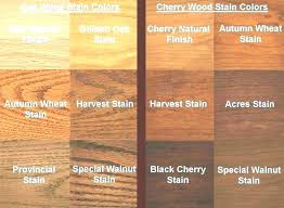 Oak Wood Stain Colors Cooksscountry Com