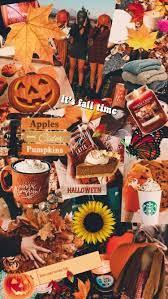 Halloween Aesthetic Hintergrundbild ...