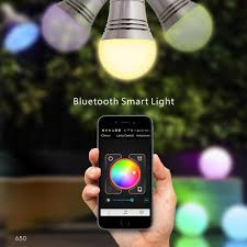 control lighting with ipad. 2018 Wholesale Lixada Bluetooth Led Rgb Smart Light E27 Bulb Smartphone Controlled Dimmable Color Changing Lamp For Iphone \u0026 Ipad Android From Goddard, Control Lighting With O
