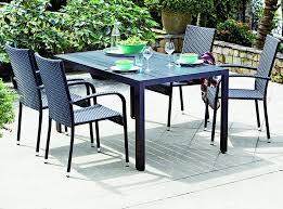 4 palermo stackable patio dining chair