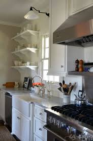 kitchen sconce lighting. The Faucet Is Rohl School House Lights Are From Rejuvenation Cute Light Over Sink Also Kitchen Sconce Lighting E