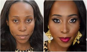 makeup tutorial my flawless full face foundation routine for dark skin women of colour africans lets learn makeup