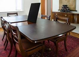 custom table pads for dining room tables. Custom Table Pads For Dining Room Tables Protective Throughout Fetching