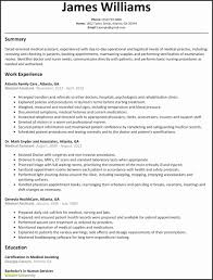Resume Templates. Federal Resume Template: Sample Resume For ...
