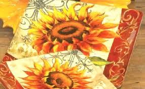 sunflower kitchen sunflower kitchen rugs sunflower kitchen area rugs