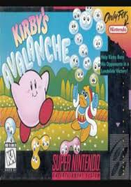 kirby s avalanche rom for snes
