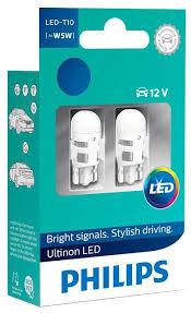 Купить <b>Лампа</b> автомобильная светодиодная <b>Philips Ultinon</b> LED ...