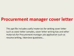 procurementmanagercoverletter 140223205011 phpapp01 thumbnail 4jpgcb1393188768 supply chain manager cover letter