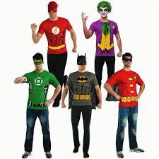 diy avengers costumes easy superhero costumes for men t shirts fancy dress