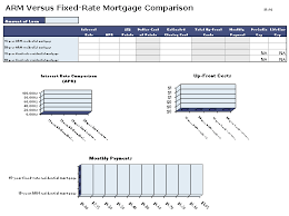 rate comparison format in excel financial management office com