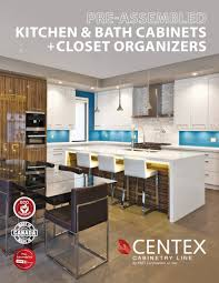 Preassembled Kitchen Cabinets Centex Cabinetry In Toronto On