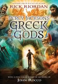 book percy jackson s greek s by rick riordan