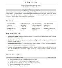 Customer Service Resume Skills Examples Best of Examples Of Key Skills In Resume Examples Of Resumes With Resume