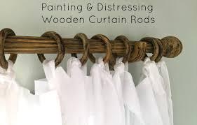 wood curtain rod brackets en allen roth 2 pack white home depot
