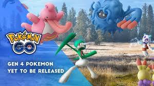List of Gen 4 Pokemon yet to be released in Pokemon Go - Dexerto