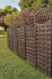 Sichtschutz Im Garten Holz Konstruktionen Und Sichtschutzzaeune