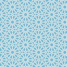 Vector abstract <b>geometric</b> islamic background. based on ethnic ...