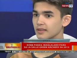 Kobe at Andre Paras, pumirma ng kontrata sa Kapuso Network | 24 Oras | GMA News Online - bt_101713_12