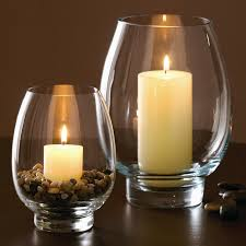 Charming Images Of Large Glass Candle Lanterns For Table Centerpiece  Decoration : Cheerful Accessories For Dining