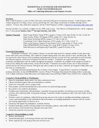 26 Guidance Counselor Resume Professional Best Resume Templates