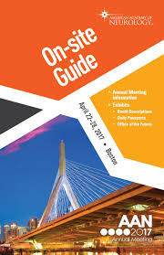 Of Academy Neurology Annual Meeting By 2017 site Guide On American x6HC0q8wP