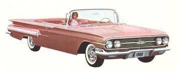 Space, Spirit & Splendor: 1960 Chevrolet full line bro | Hemmings ...