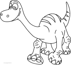 cartoon coloring pages 2. Wonderful Coloring The Good Dinosaur Disney Arlo 2 Cartoon Coloring Pages  And G