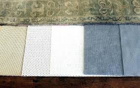 rug pad corner ultra premium glamorous felt pads of 6 9 textured x co