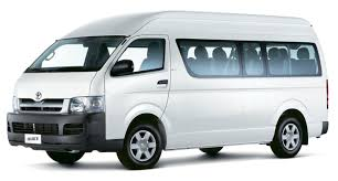 TOYOTA HIACE (M) - Nescorp Transport