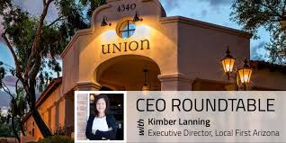 join typ for our june ceo roundtable featuring kimber lanning founder and executive director of local first arizona