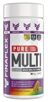 Минерально-витаминный комплекс FINAFLEX Pure Multi (150 ...