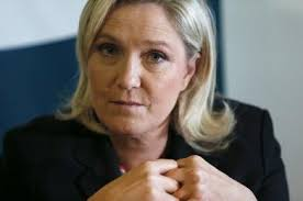 Image result for Le pen poze