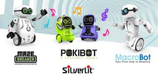 Приложения в Google Play – <b>Silverlit Robot</b>