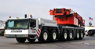 Liebherr All Terrain Cranes For Rent And Sale In Chicago