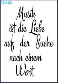 Stempel Musik Ist Wie Liebe Sprüche Schriften Stempel
