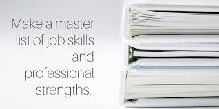 Skills And Strengths List 99 Key Skills For A Resume Best List Of Examples For All Jobs