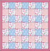 Free Baby Quilt Pattern: Lap Quilt Pattern Plus Easy Baby Blanket ... & Free Baby Quilt Pattern: Lap Quilt Pattern Plus Easy Baby Blanket Pattern Adamdwight.com