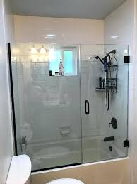 bathtub door installation bathtub glass installation bathtub glass door installation cost