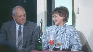 Petra Kelly und Gert Bastian: Wie starb das grüne Spitzenpaar?