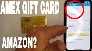 can you use amex american express gift