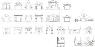 10061101 plans sections elevations 2182i00