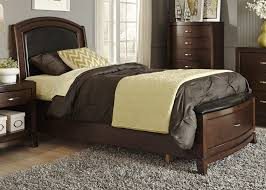 avalon twin leather storage bed by liberty from mmfurniture com sku 505 ybr tls