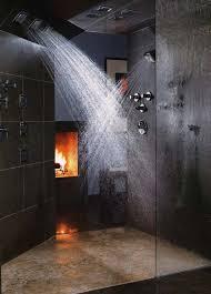 bathroom fireplace ideas 14 1 kindesign