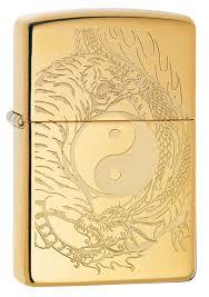 <b>зажигалка Zippo</b> 49024 Tiger and <b>Dragon Design</b> купить в ...