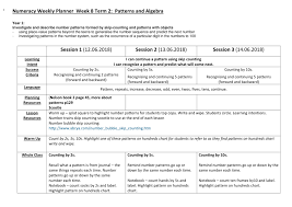 Maths Term 2 Week 8 Skip Counting Pages 1 12 Text